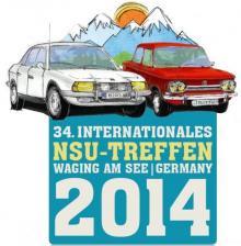 34. Int. NSU-Treffen
